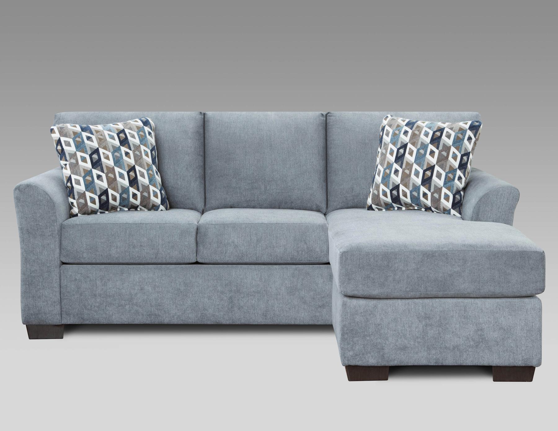 MAF3900 in Anna_Blue Grey (Sofa)