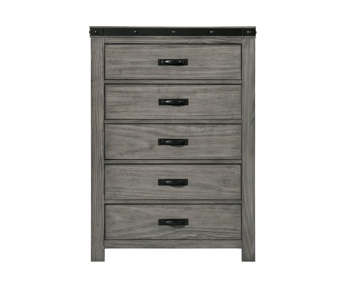 EWE600 wade gray chest - front
