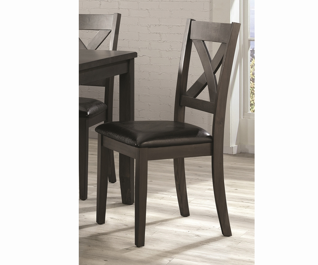 EDAX4007 7pc Alex side chair