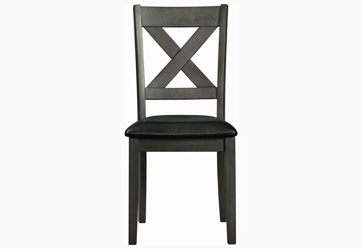 EDAX4007 Alex dining chair - Grey