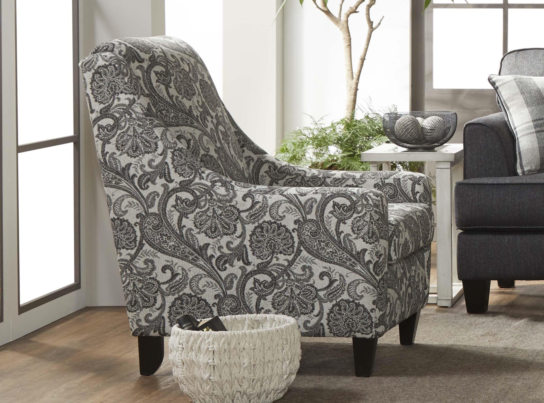 LH1500 Wibledon Pebble (Acc Chair)