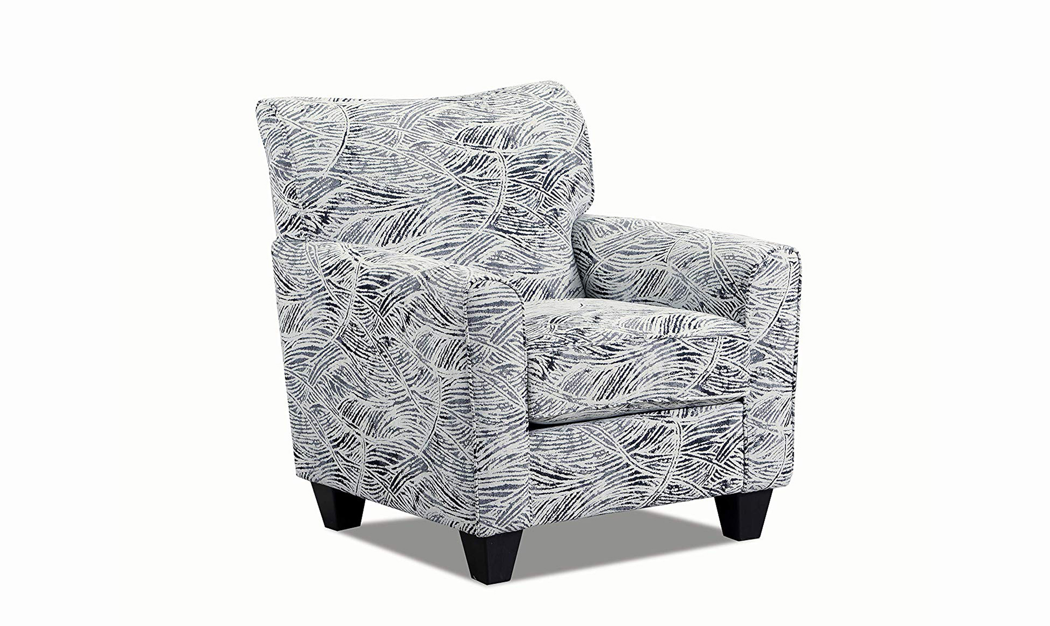 UN158BO Bizzar Onyx (Acc chair) 2
