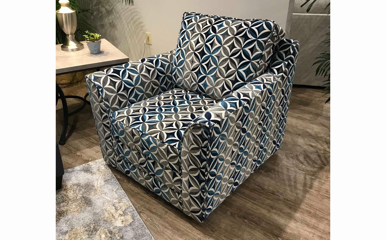 UN2013TP Terrazo Pacific (Swivel Chair)