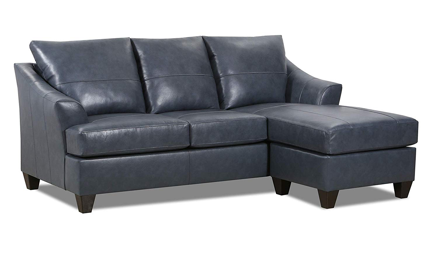 UN2063 Soft Touch Shale (Sofa w Chaise)