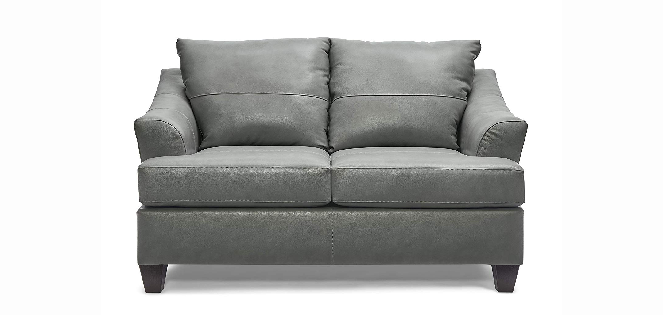 UN2063 Soft Touch Silver (Loveseat)