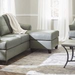 UN2063 Soft Touch Silver (Sofa w Chaise)