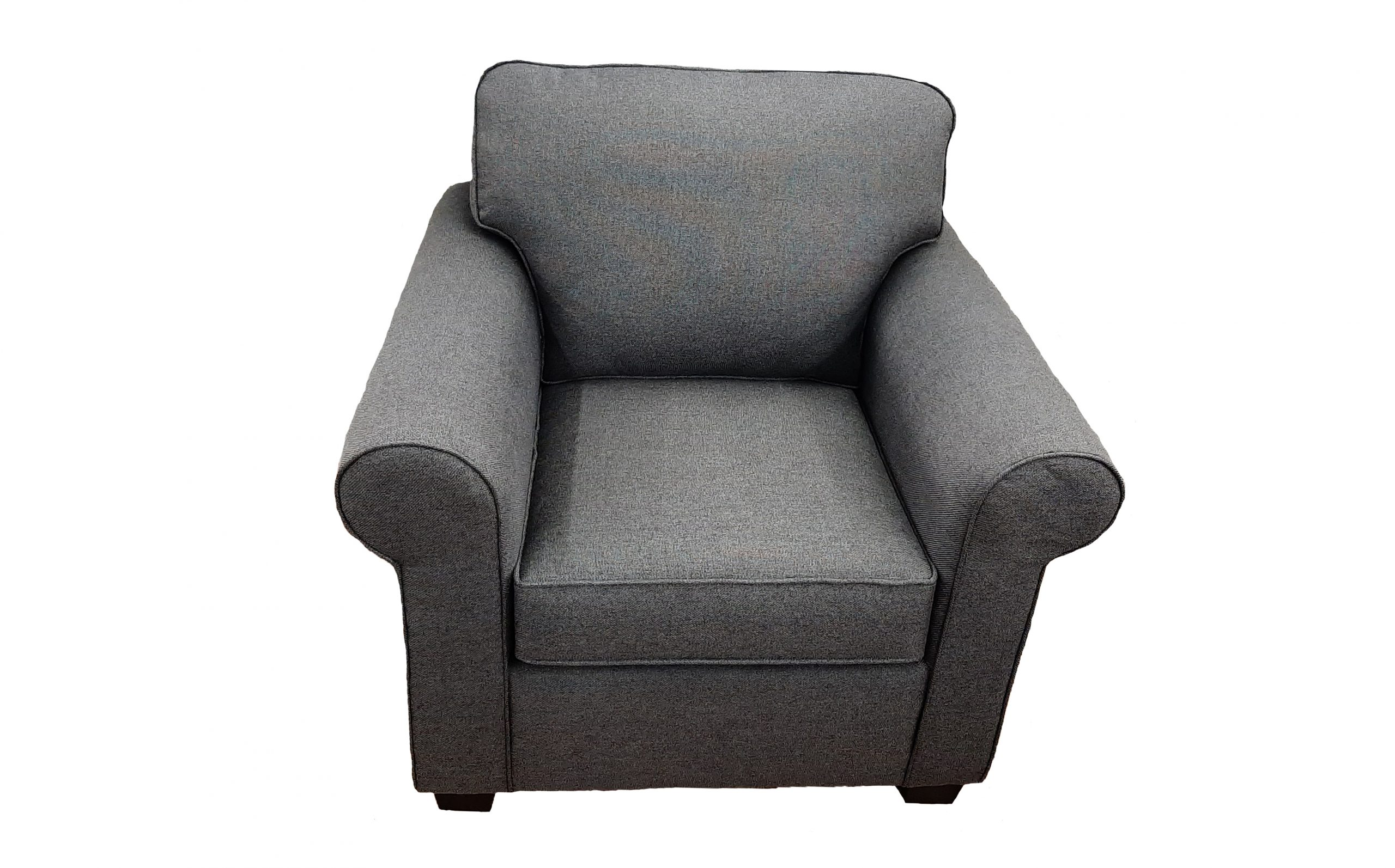 AC-2020 #16198B Dark Grey Chair