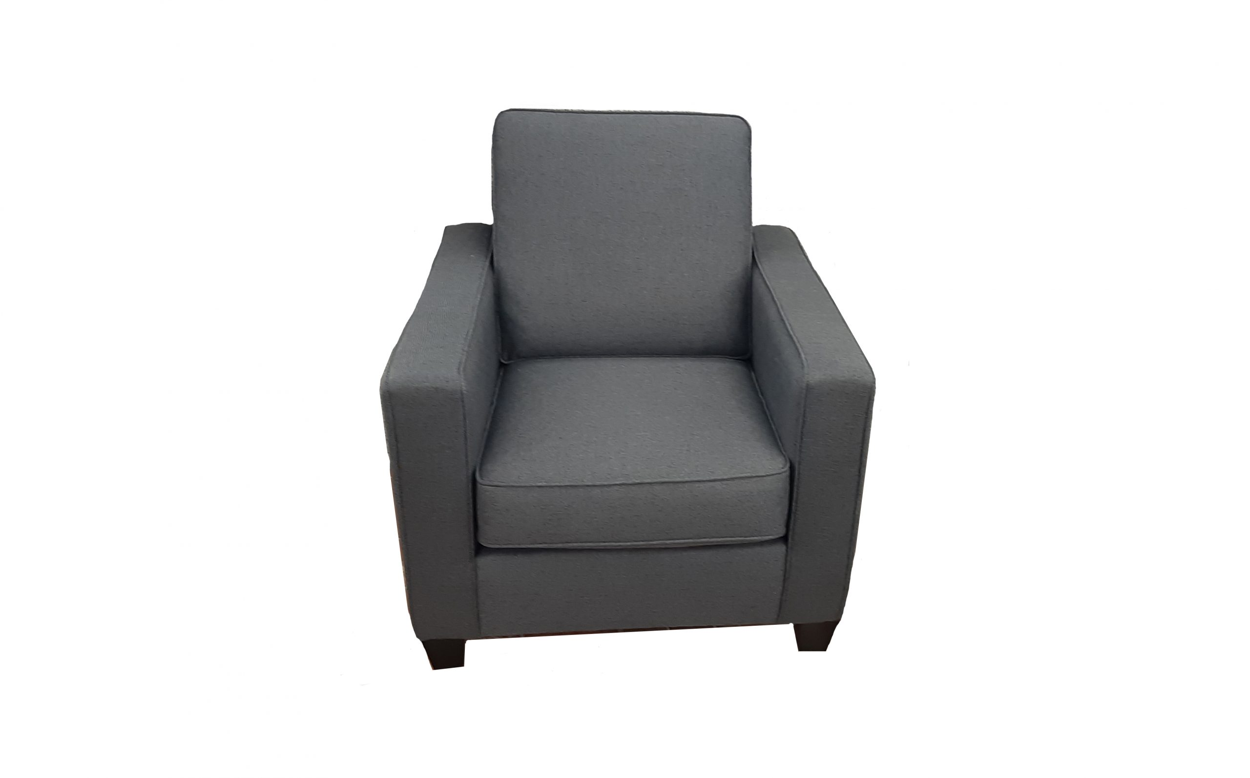 AC-4260 #16198B Dark Grey Chair